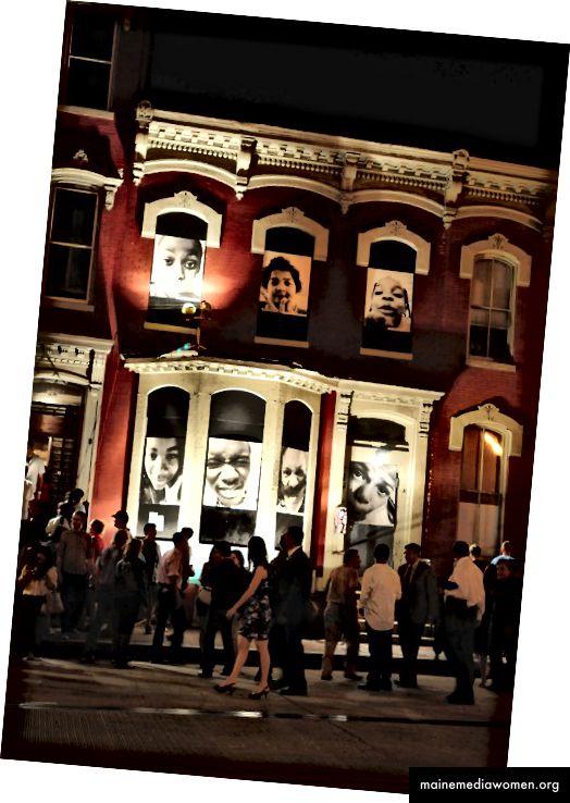Art All Night 2011, Bildnachweis: Künstlerin + Veranstalterin Rosina Teri Memolo