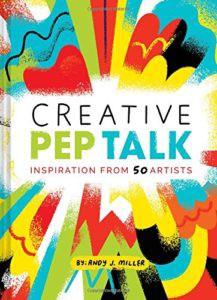 Creative Pep Talk-Buch