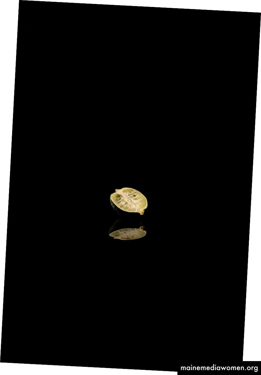 Nimbu [Citrus limettioides].