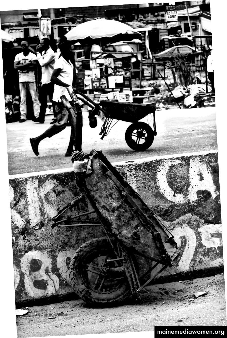 Retired Barrow: 2014: Monochromes Lagos