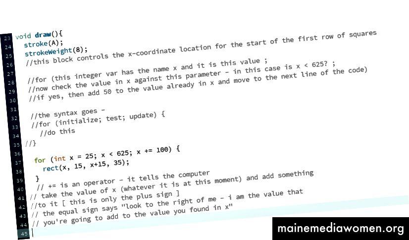 Zahlen, die in der Programmiersprache verwendet werden, sind keine mathematischen Zahlen, sondern mathematische Zahlen. in Bearbeitung codiert