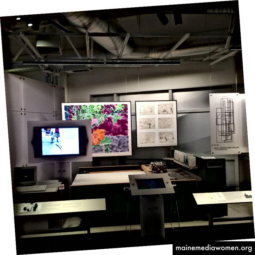 AARON Paint System in Revolution ausgestellt: Die ersten 2000 Jahre des Rechnens