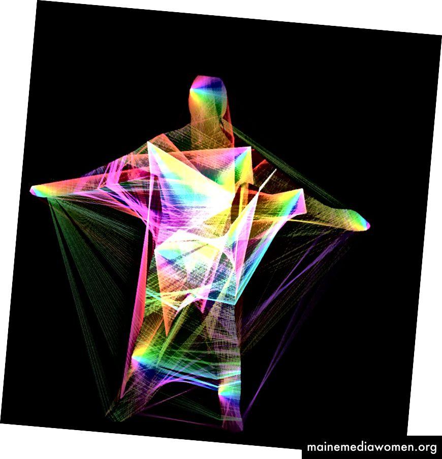 Кодът на Зак Либерман визуално променя реалността