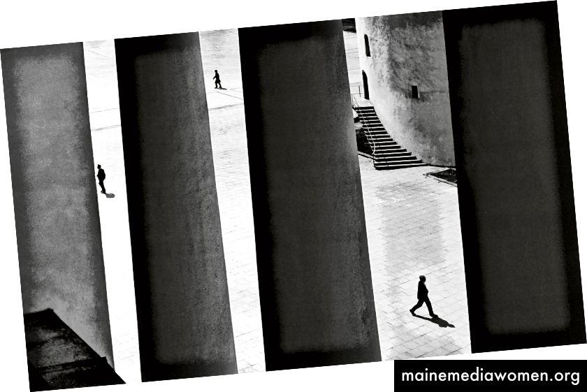 صورة للمصور الليتواني روموالداس راكاوسكاس.