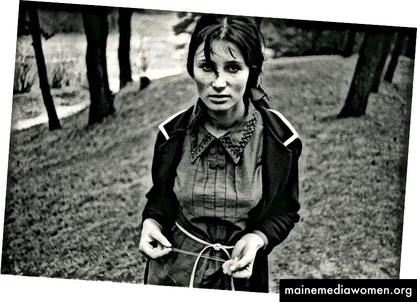 تانيا لوكن - ألداج ، صوّرها فيتاس لكوس.