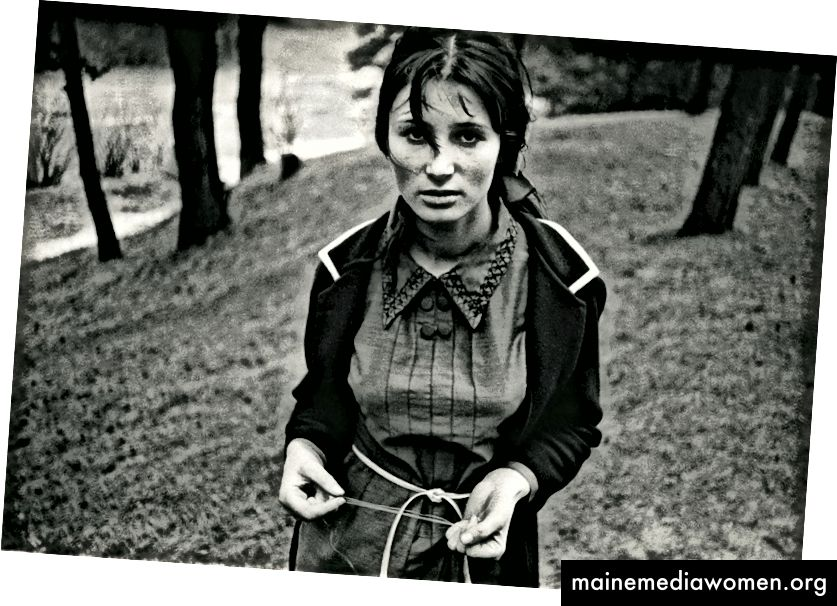 Tanya Luckiene-Aldag, fotografiert von Vitas Luckus.