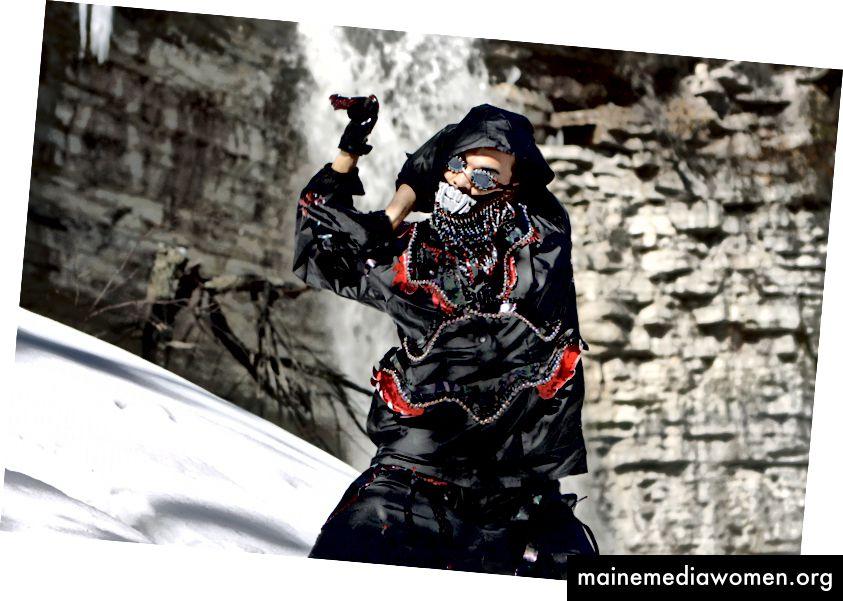Wata Protector، Holy Faya X Kaner Flex