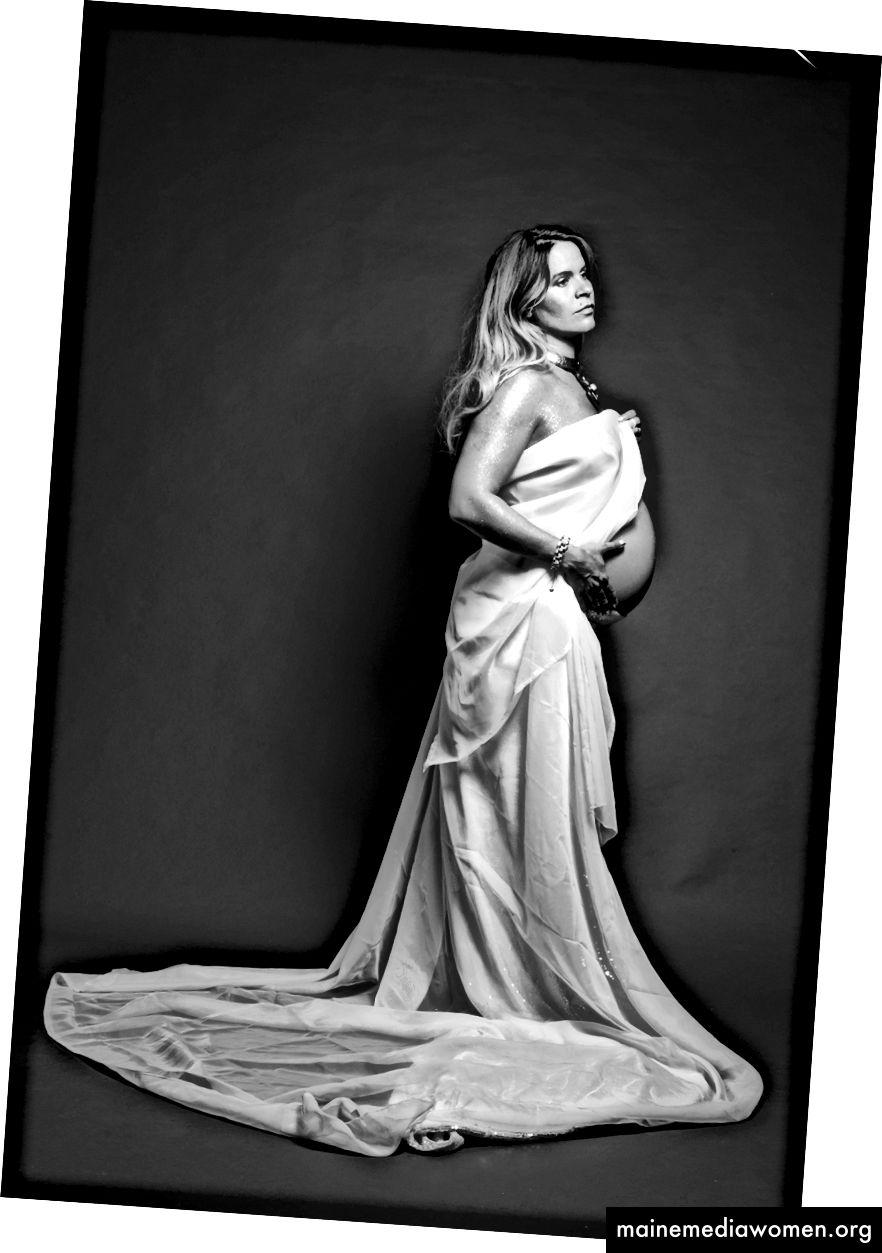 سيليا ألماسو ، صورة مارزيا غامبا