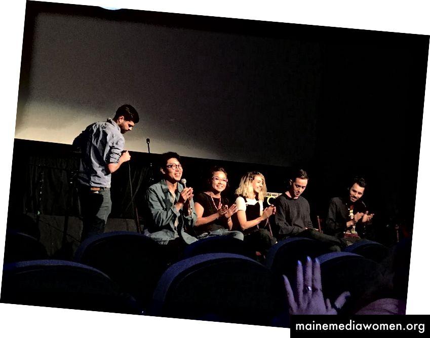 Das Panel, Foto von Hae-Joon Lee