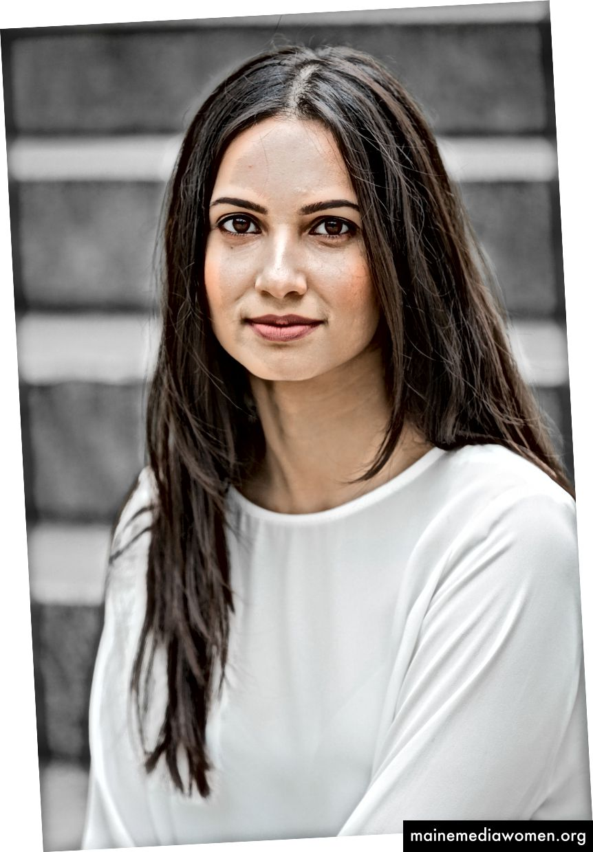 Freier Schriftsteller und MA-Student Mansi Singh