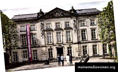 Noordbrabants Museum, Herzogenbusch (NL)