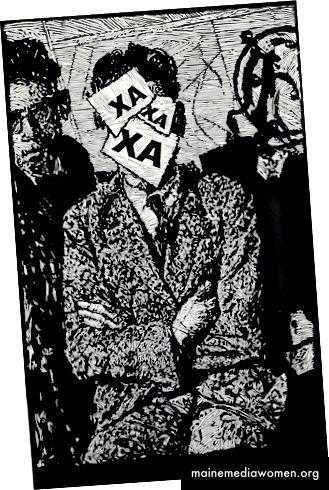 XA-XA-XA von William Kentridge Ed. 12/40