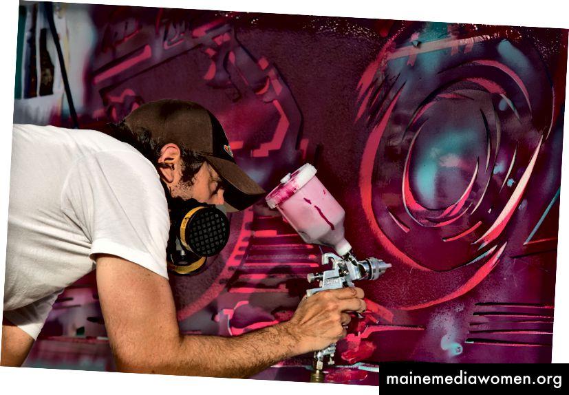 Artist in Residence in El Ganzo | © Rodrigo Sastre