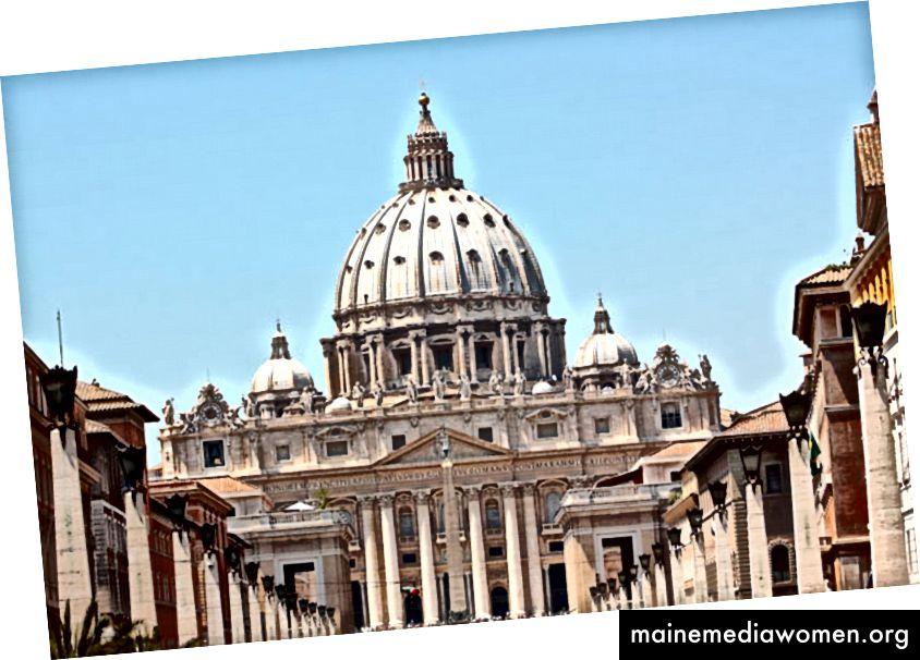 Der Vatikan, Rom