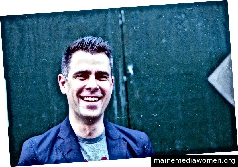 Matt Hall. Foto von: Christian Hewett