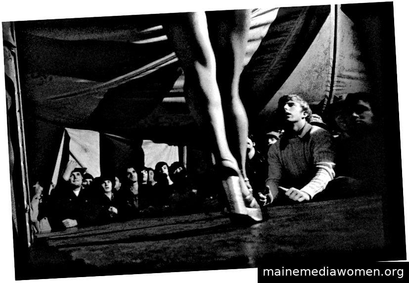 Fotos von Matt Black, Robert Capa und Susan Meiselas