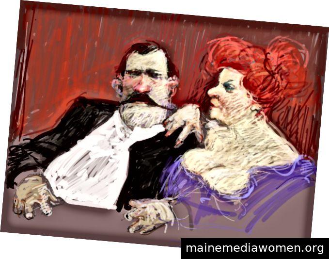 الفن من قبل راؤول أفيلا في dada.nyc