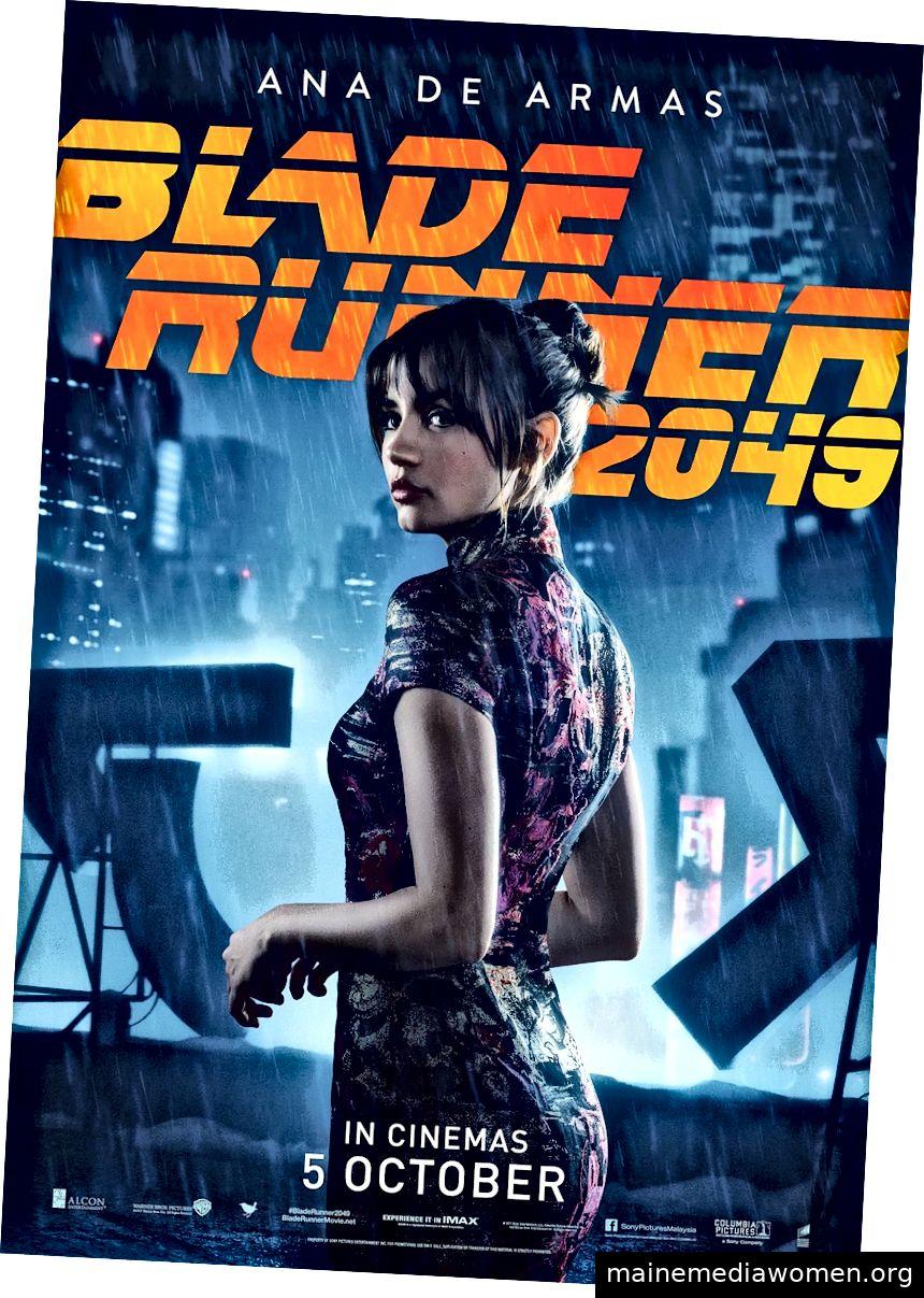 Bladerunner 2049. Regie: Denis Villeneuve, Warner Bros. Pictures, 2017