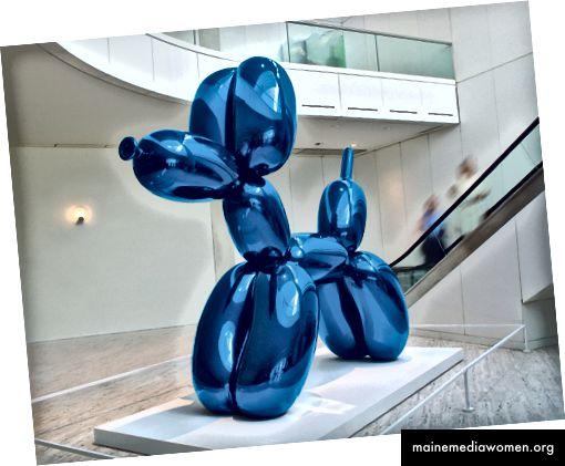 Ballonhund | Jeff Koons