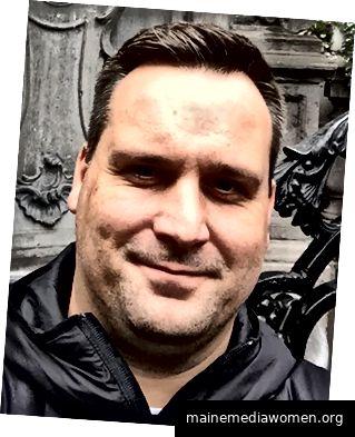 Dr. R Tyler Smith - Cellarius-Chefevangelist