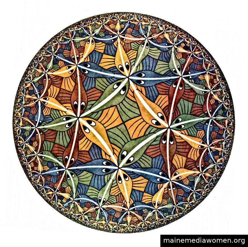 M. C. Eschers