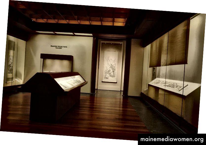 Galerie im Metropolitan Museum of Arts
