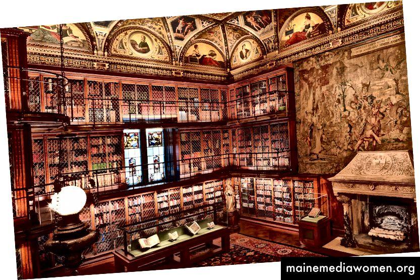 Morgan Bibliothek und Museum