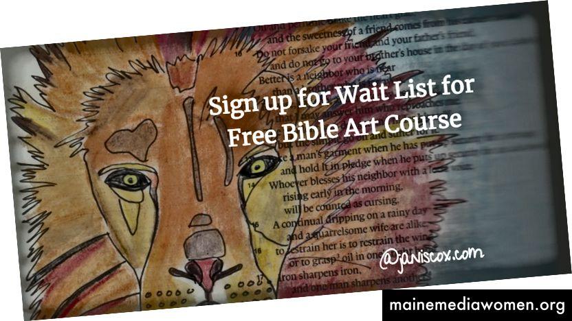 Klicken Sie auf das Bild, um sich kostenlos für Bible Art anzumelden