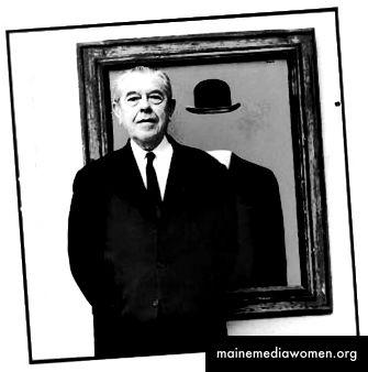 René Magritte (Quelle: Wikipedia)