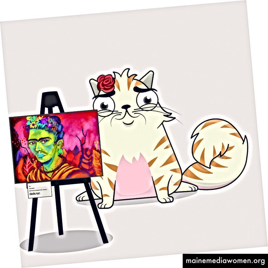 Kunst, die Kunst besitzt