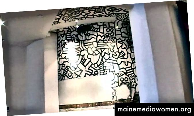 Der Raum direkt nach einer Rekonstruktion - nymag.com // art-nerd.com
