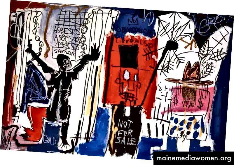 Jean-Michel Basquiat,