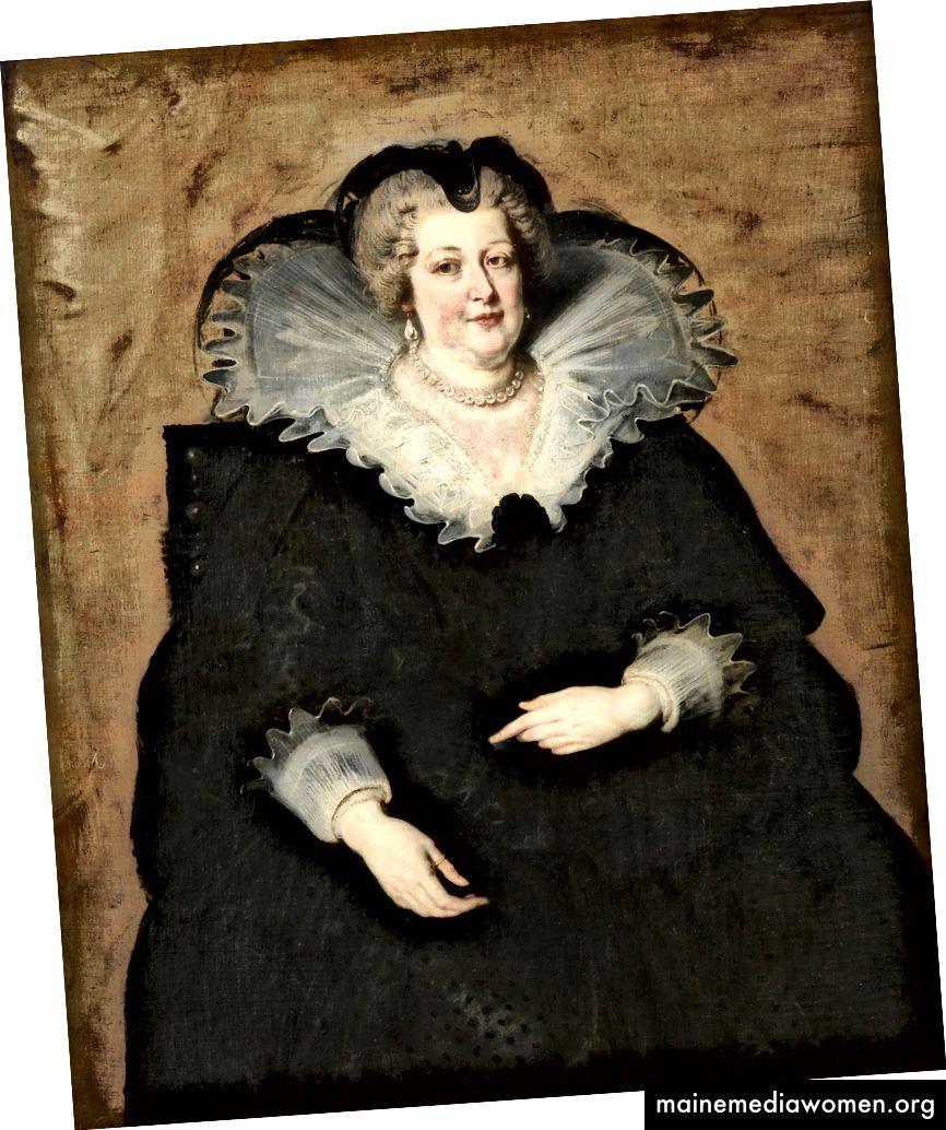 Peter-Paul Rubens, Marie de Médicis, Königin von Frankreich 1622.