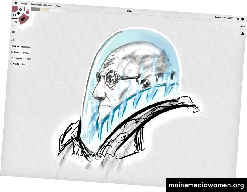 Mr. Freeze vom DC Comics Universe.