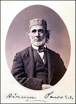 حيرام باورز (1805-1873)