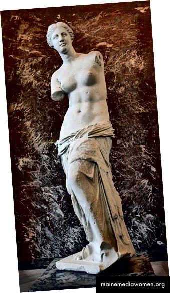 فينوس دي ميلو (متحف اللوفر)