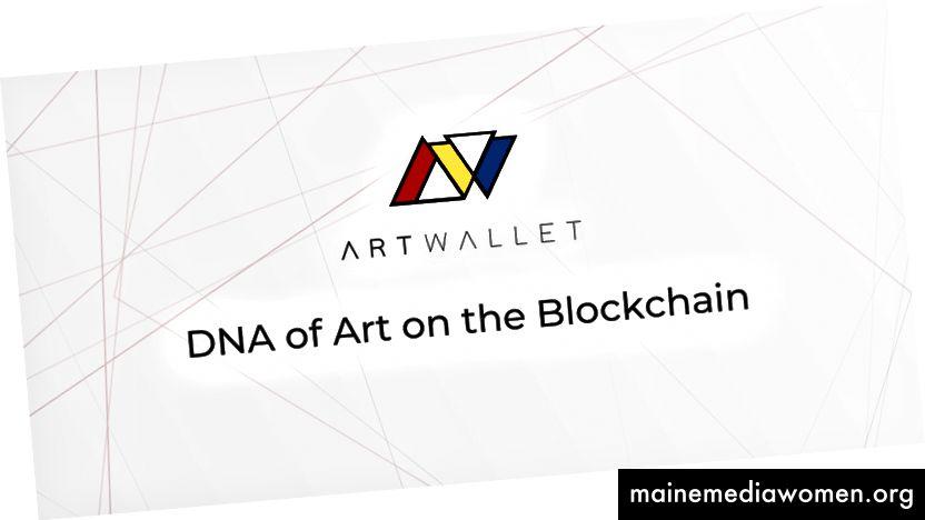 الخطوة الثانية - الحمض النووي للفن على Blockchain