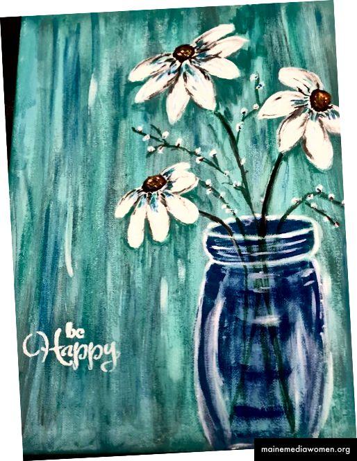 Моята живопис-CMH