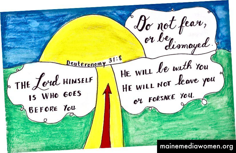 Tag 10 in Farbe in Gelb für IJMCanada - Gebete für Menschenwürde und Kampf gegen Menschenhandel
