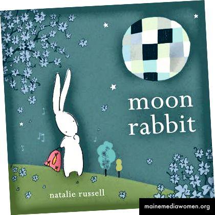 Лунен заек от Натали Ръсел