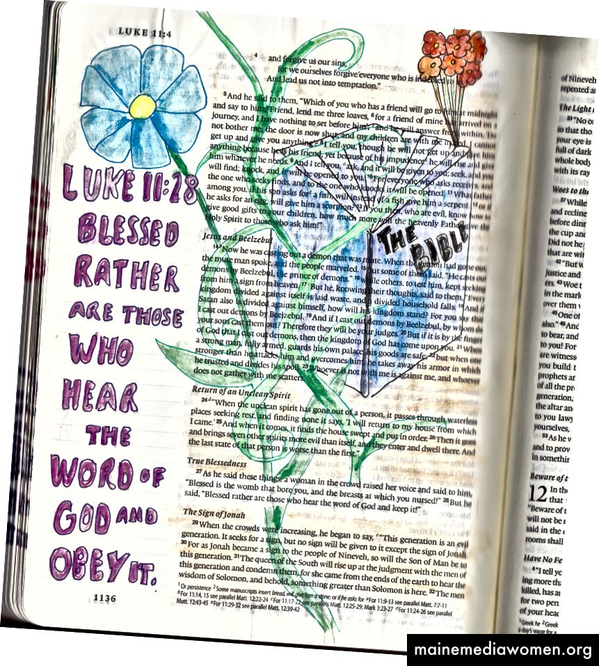 Bible Art od Janis