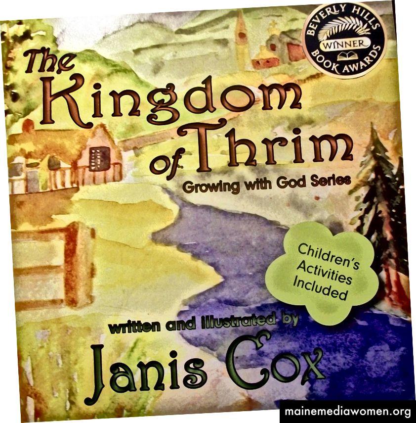 Kinderbücher von Janis Cox
