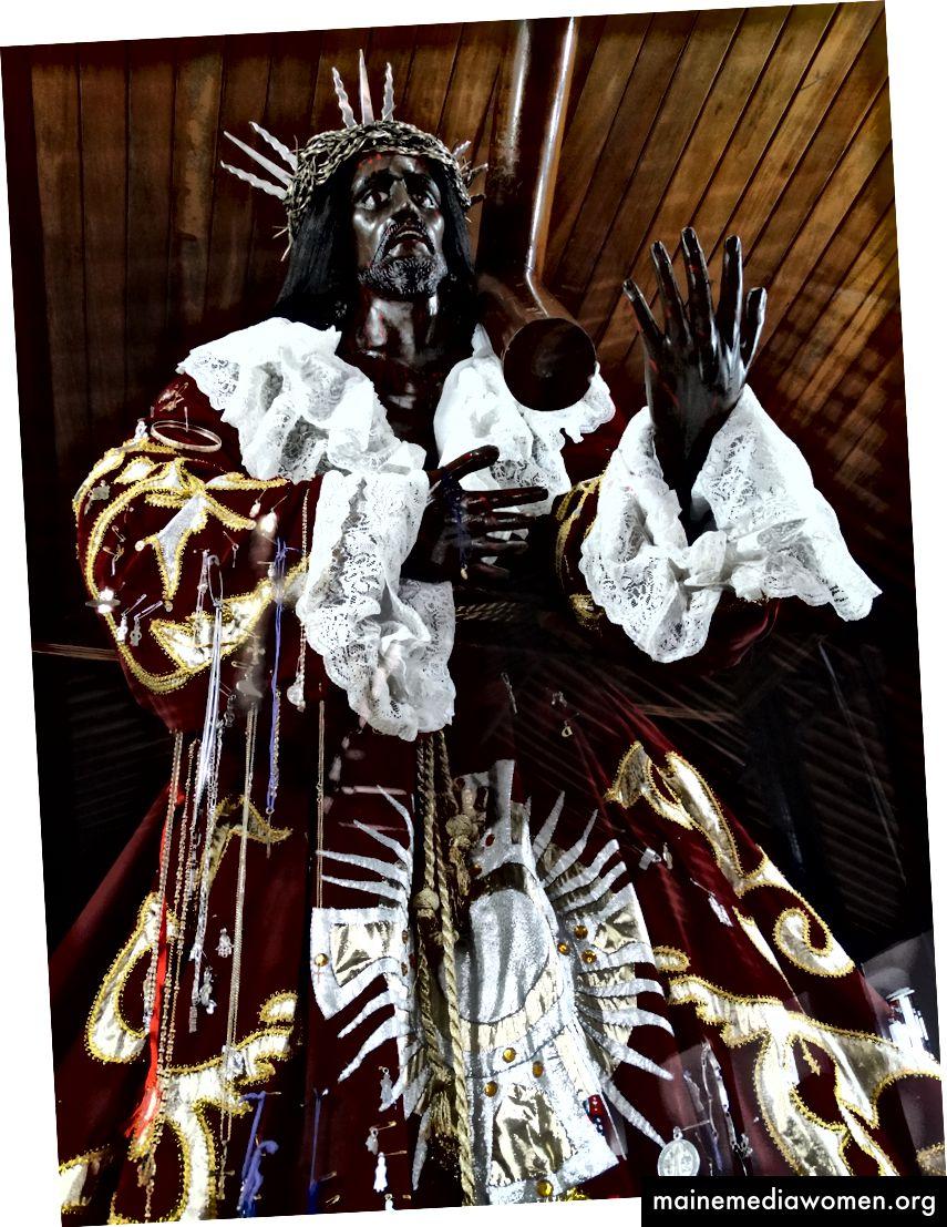 كريستو نيغرو - إغليسيا دي سان فيليب