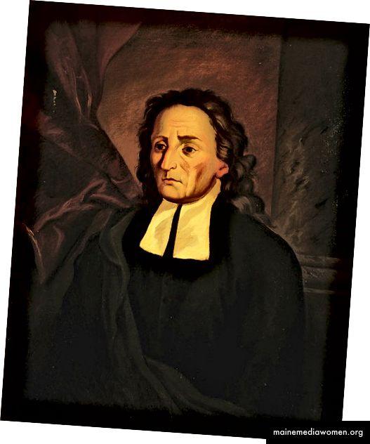 Портрет на Giambattista Vico от Франческо Солимена, 18 в., Чрез Wikimedia Commons / обществено достояние