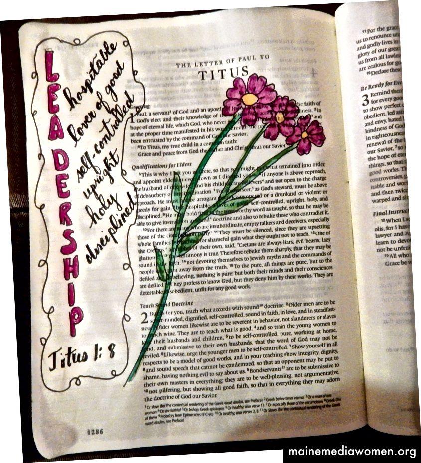 Bible Art by Janis - hier können Sie sich kostenlos per E-Mail anmelden.