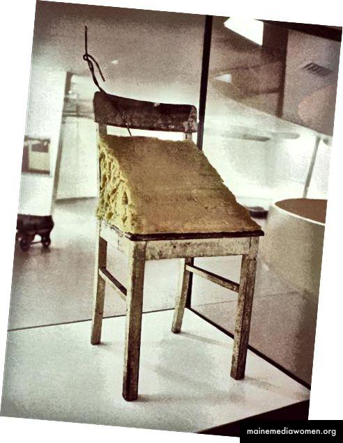 كرسي الدهون - 1964 ، جوزيف بويز