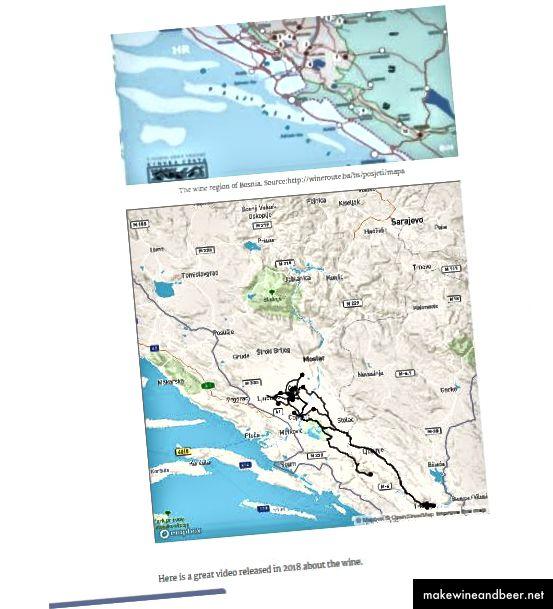 نقشه تعبیه شده در سایت وردپرس.