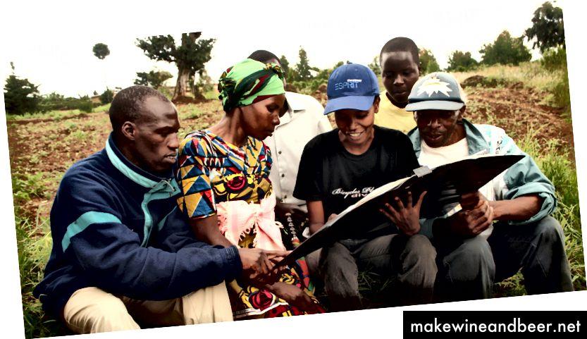 رواندا مشارکت عمومی را در فرایندهای تصمیم گیری در کلیه سطوح مدیریت عمومی تحت عنوان