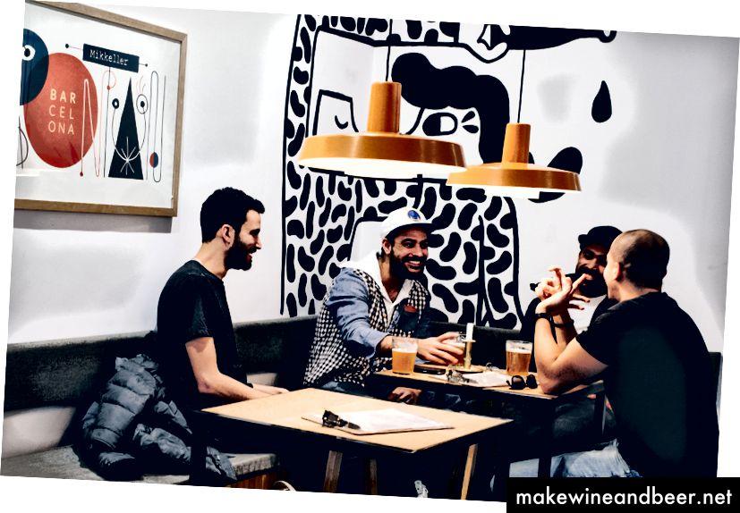 Mikkeller Bar ບາເຊໂລນາ