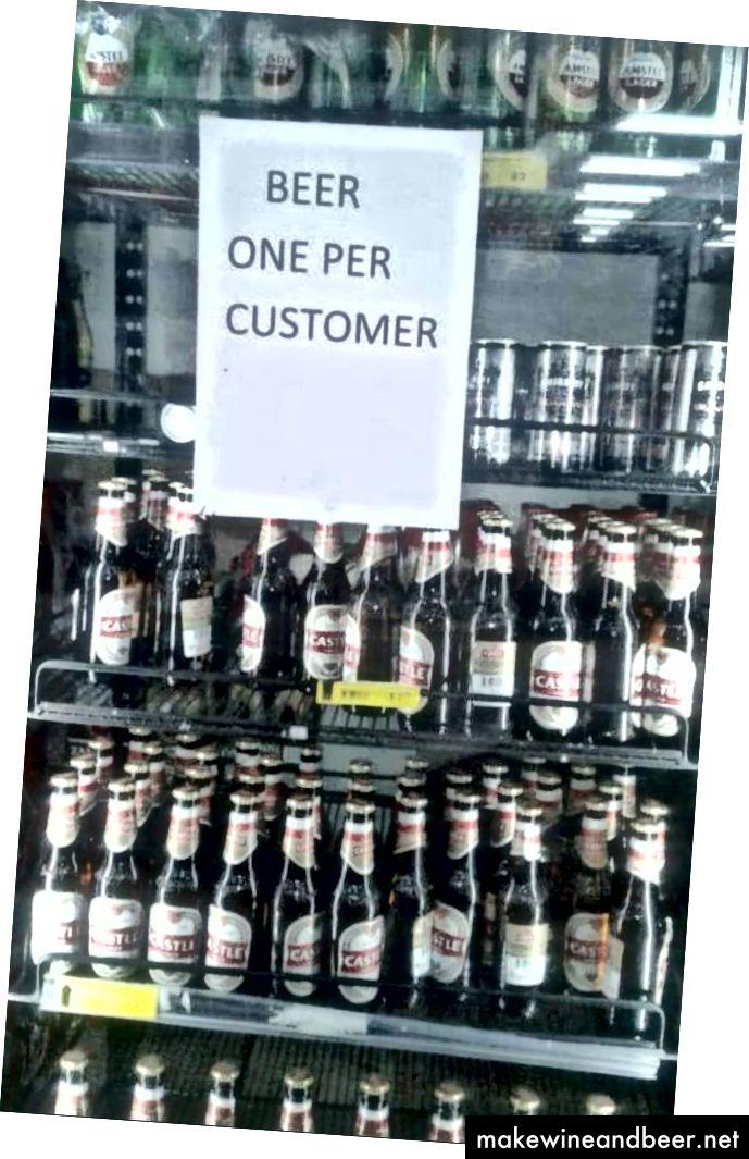 کمبود آبجو واقعی است ، چگونه نوشابه ها زنده می مانند؟